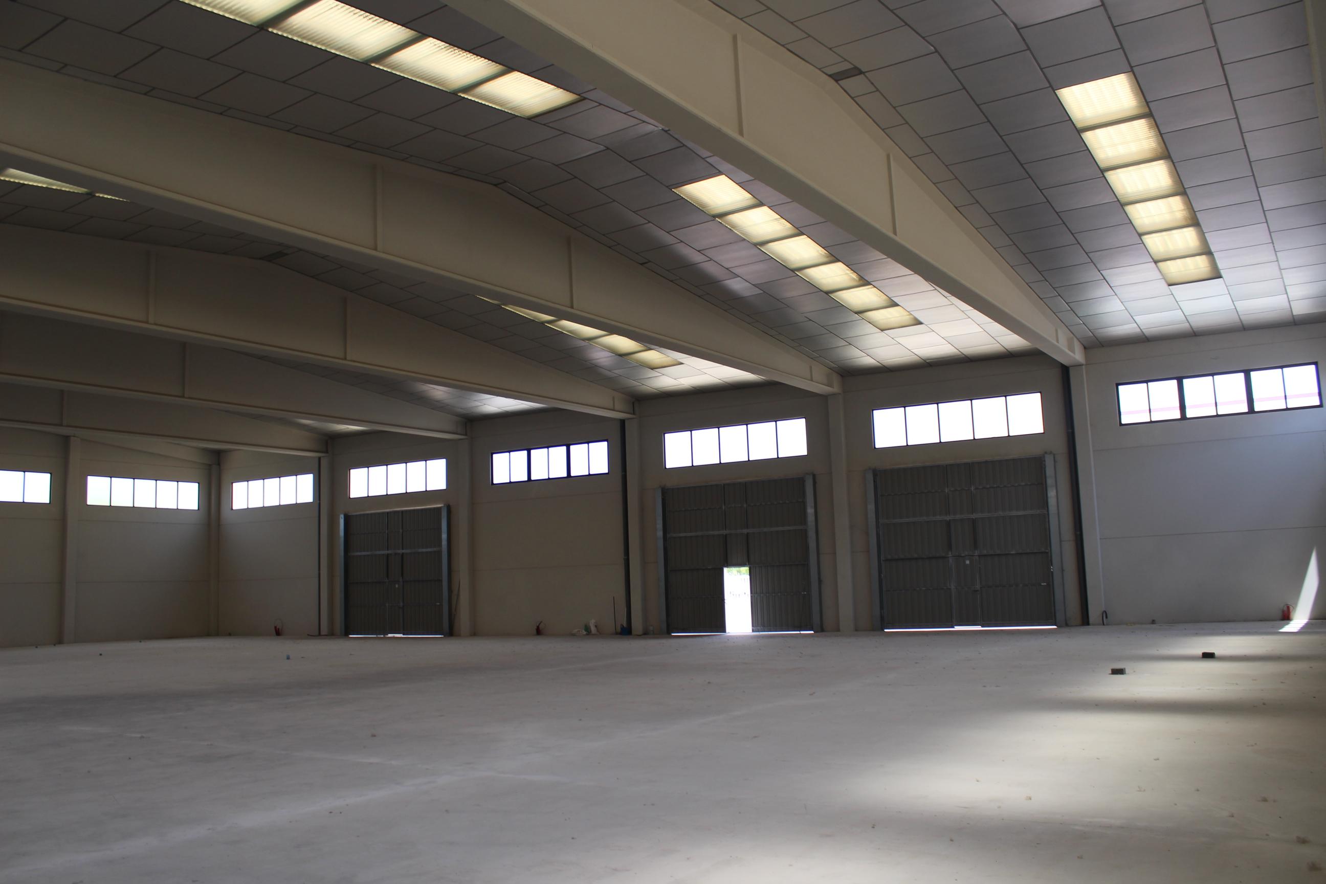 Nave Industrial En Sueca Baixauli Arquitectura