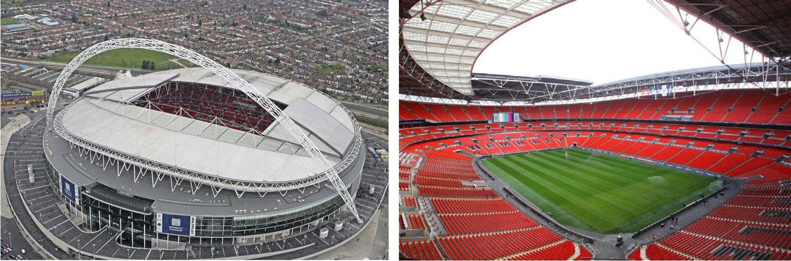 Nou estadi de Wembley