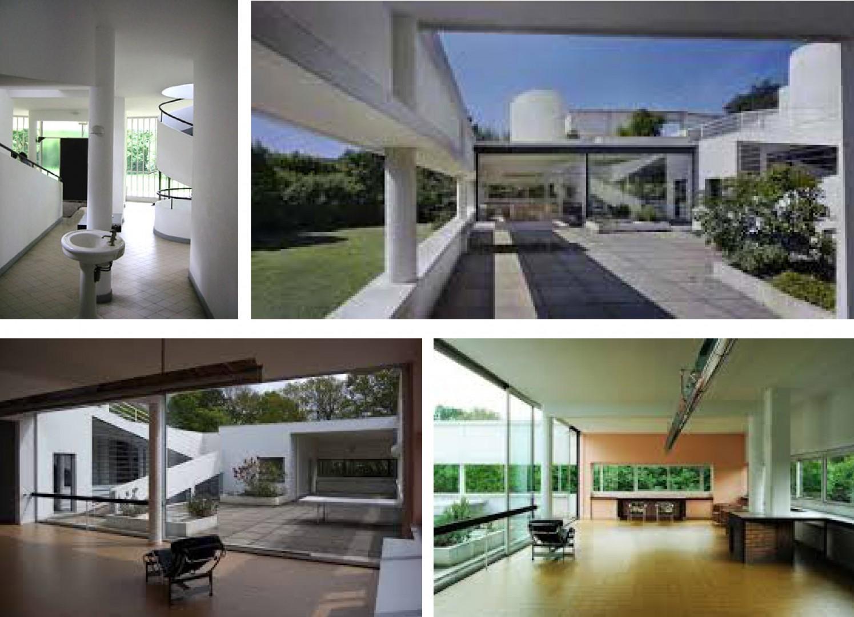 Villa Saboya interiores
