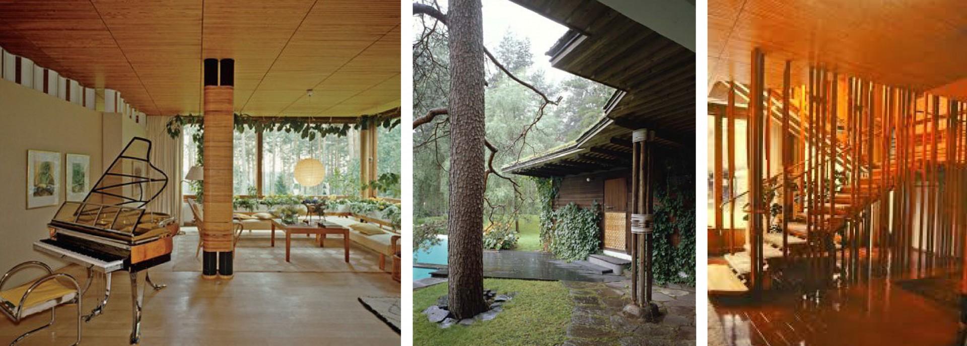 Villa Mairea madera