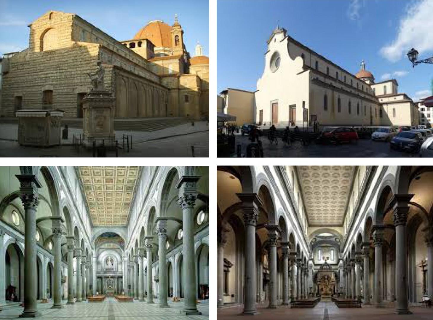 Brunelleschi Basílicas