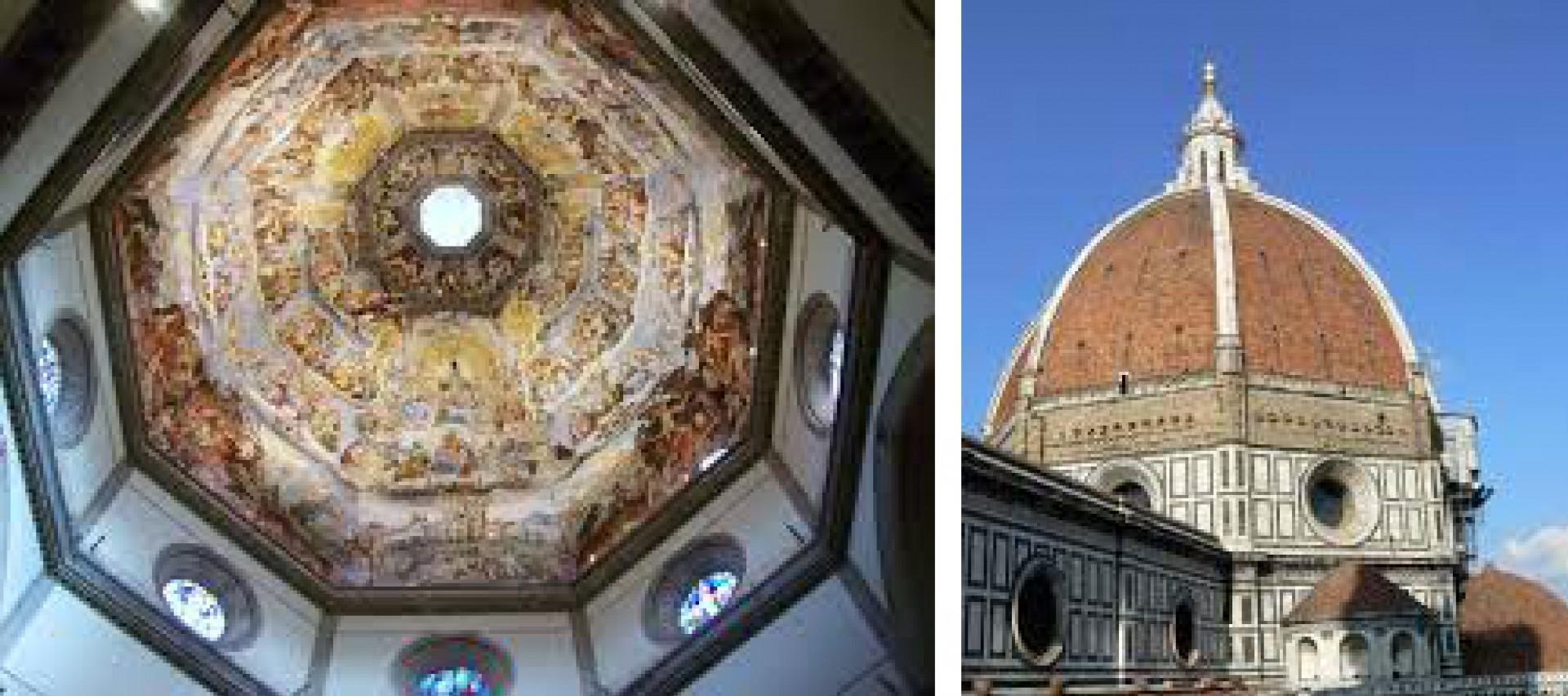 Brunelleschi Cúpula Santa Maria