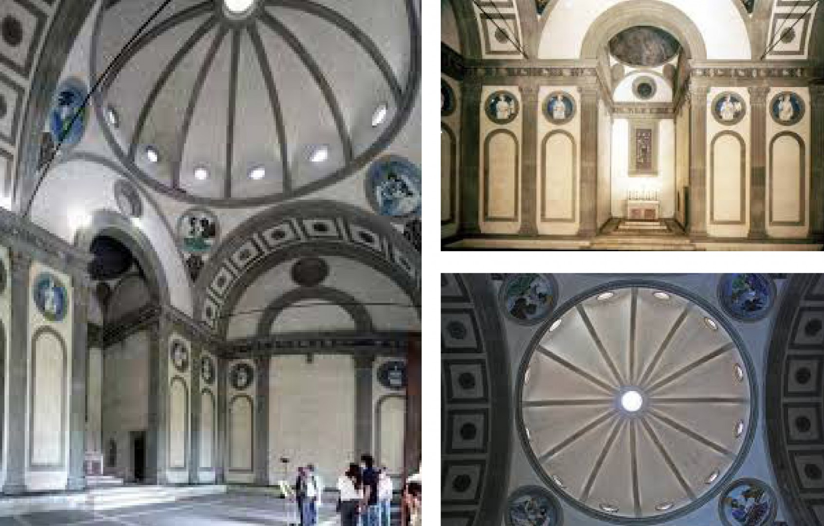 Brunelleschi Capilla Pazzi